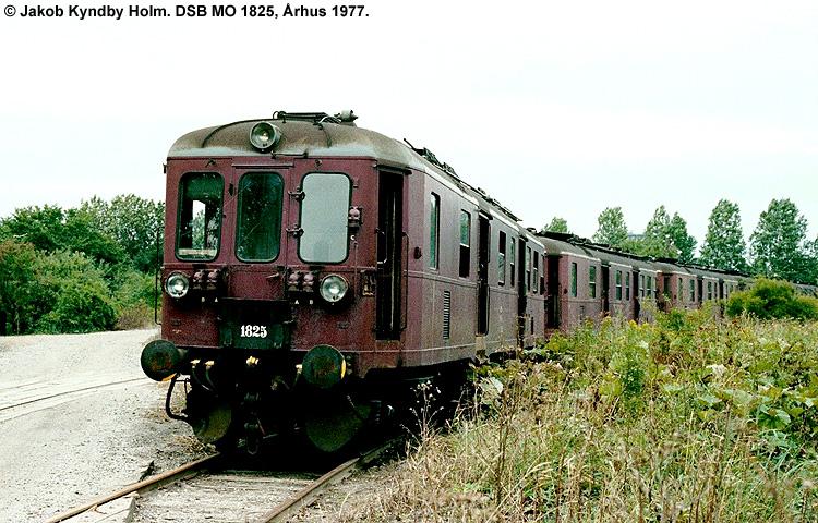 DSB MO 1825