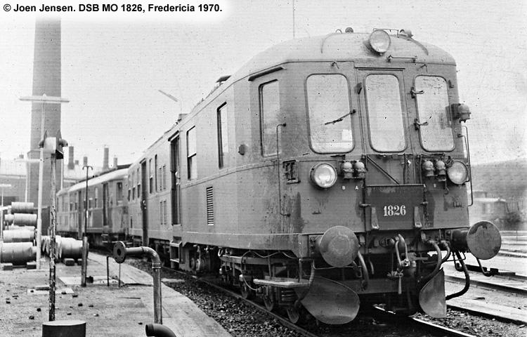 DSB MO 1826