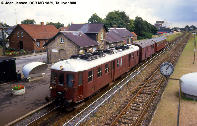 DSB MO 1829