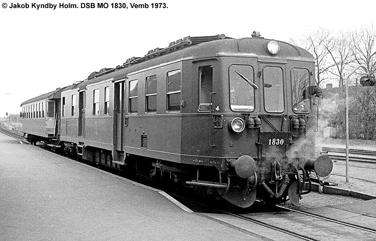 DSB MO1830
