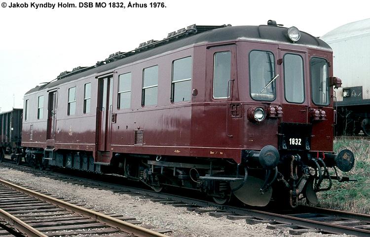 DSB MO 1832