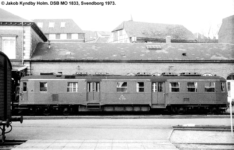 DSB MO 1833