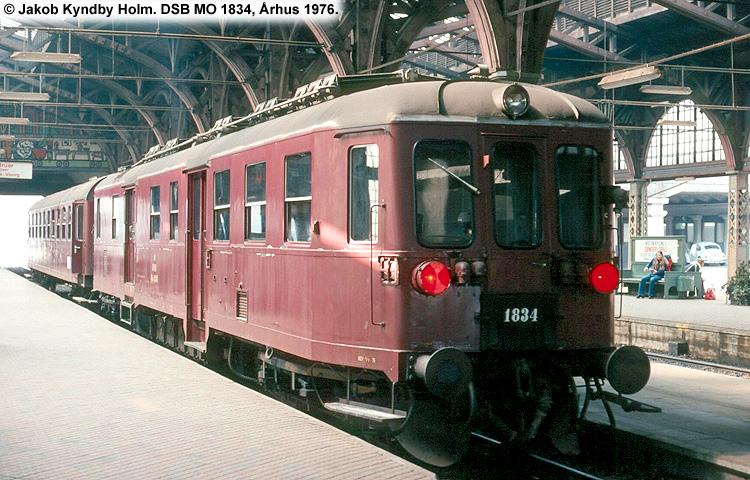 DSB MO 1834
