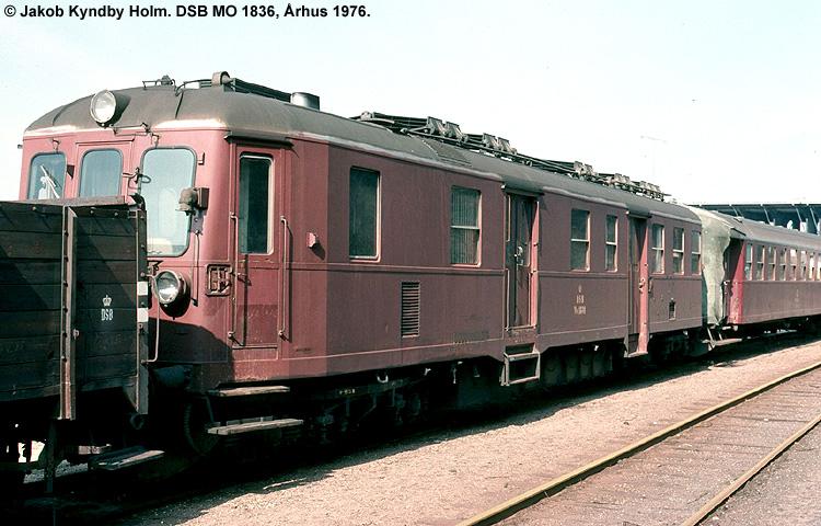 DSB MO 1836