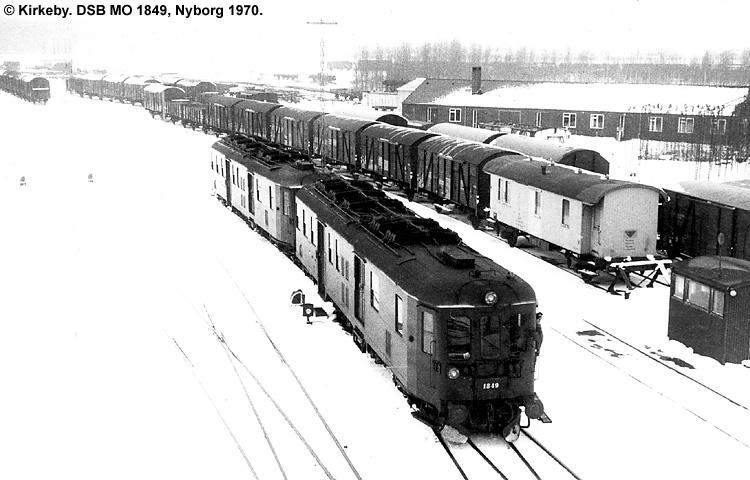 DSB MO 1849