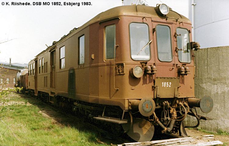DSB MO1852