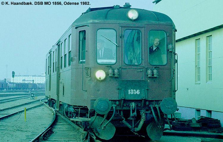 DSB MO 1856