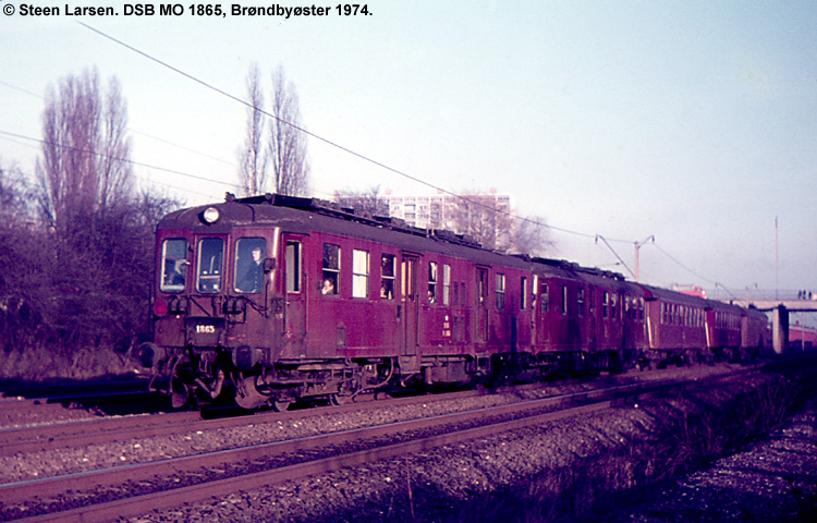 DSB MO1865