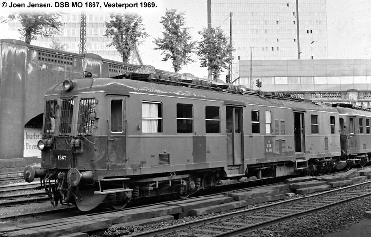 DSB MO 1867