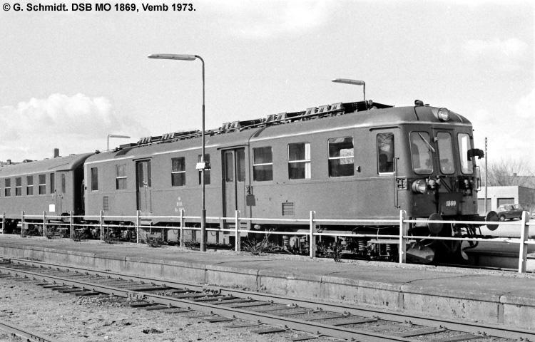 DSB MO 1869