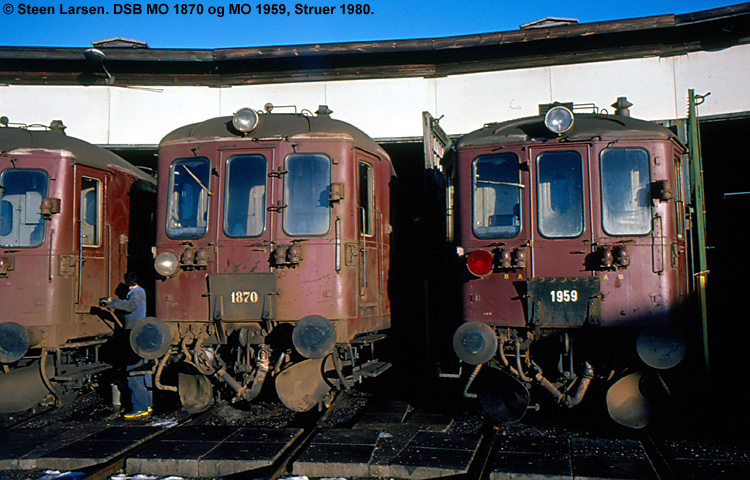 DSB MO 1870