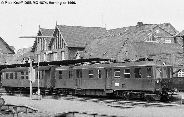 DSB MO1874