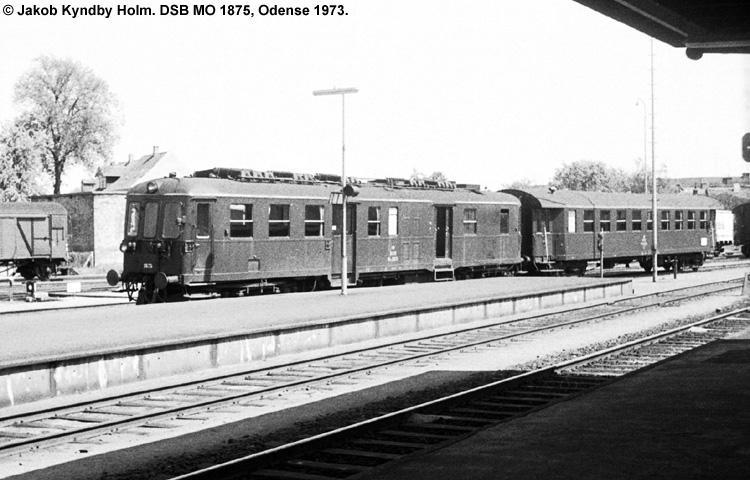 DSB MO 1875