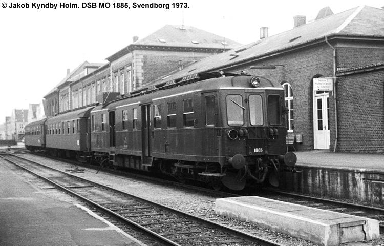 DSB MO 1885