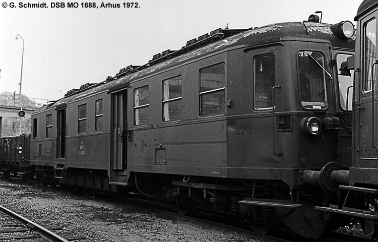 DSB MO 1888