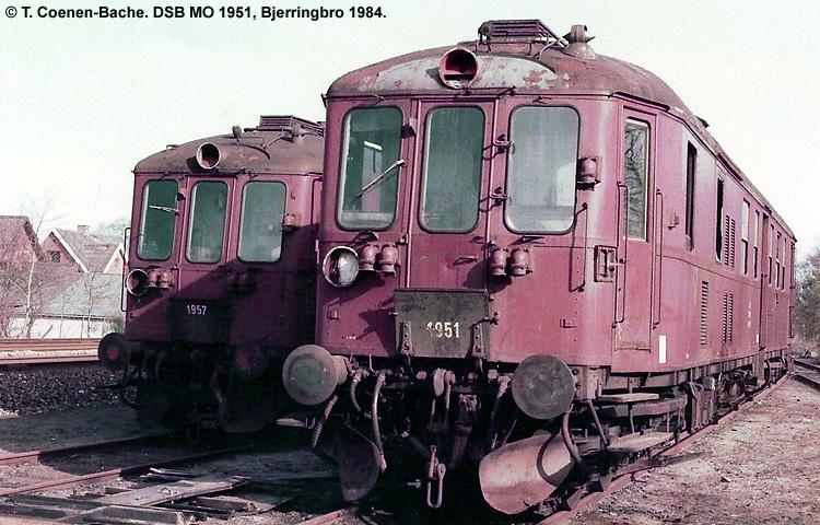 DSB MO 1951