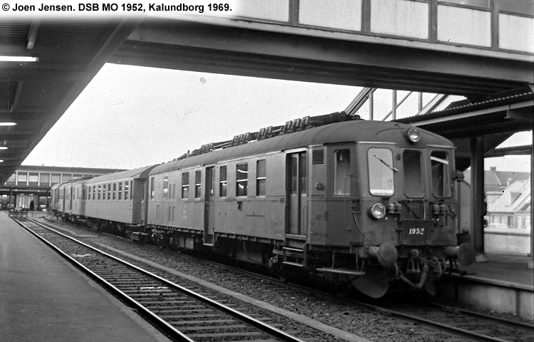 DSB MO 1952