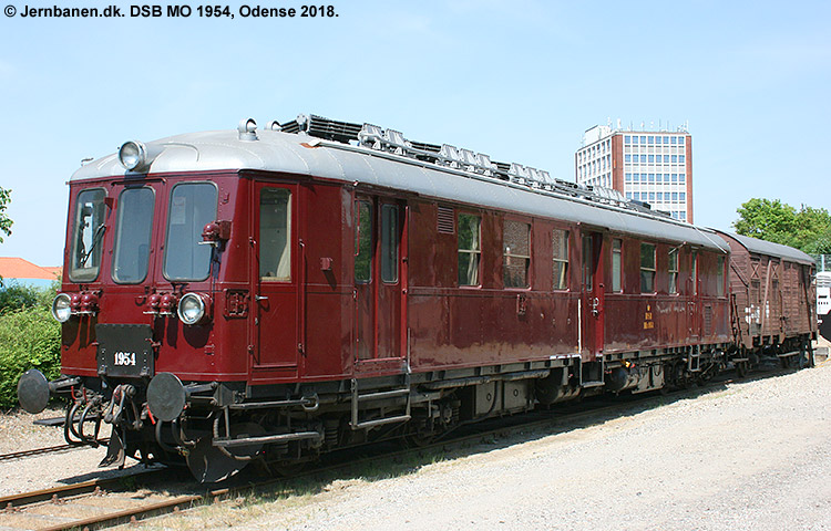 DSB MO 1954