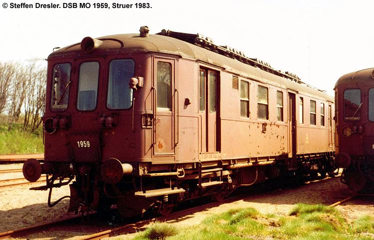DSB MO 1959