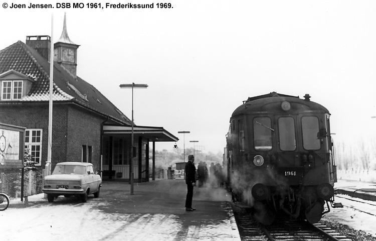 DSB MO 1961