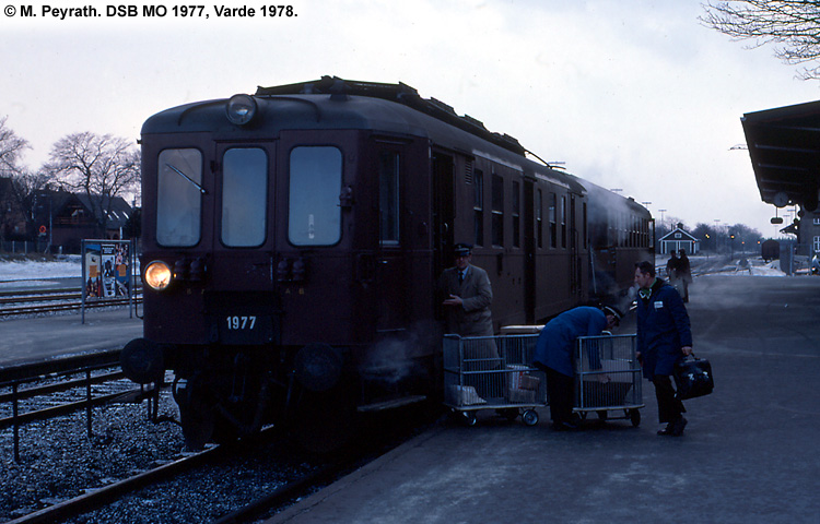 DSB MO 1977