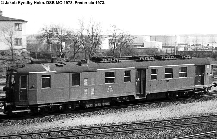 DSB MO 1978