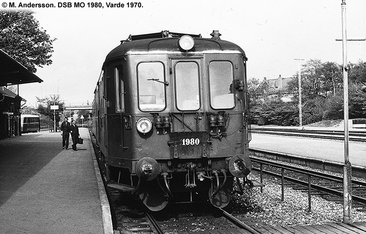 DSB MO1980