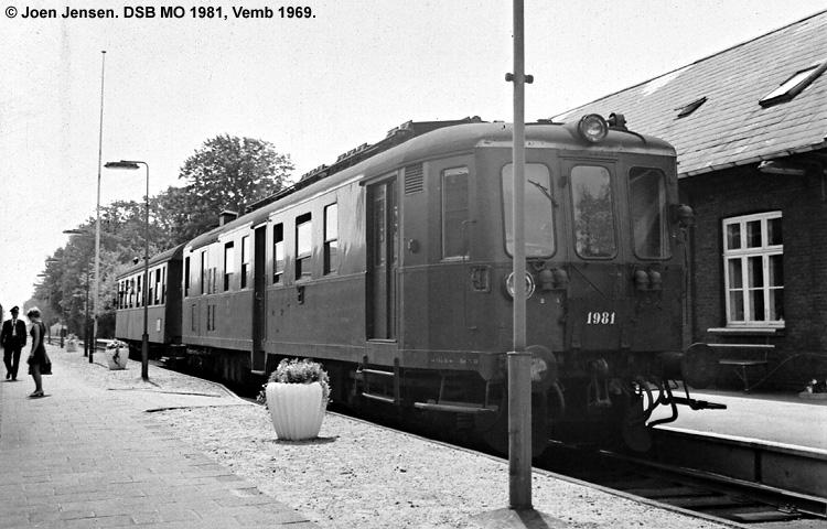 DSB MO1981