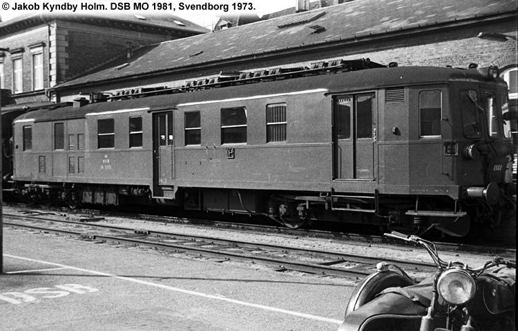 DSB MO 1981