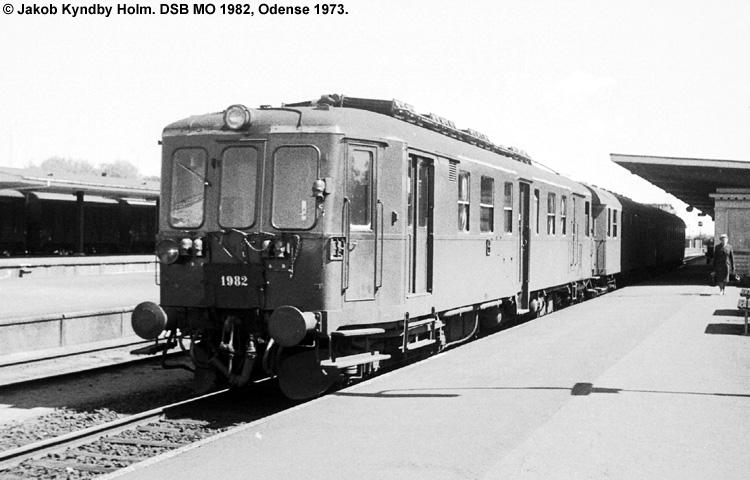 DSB MO 1982