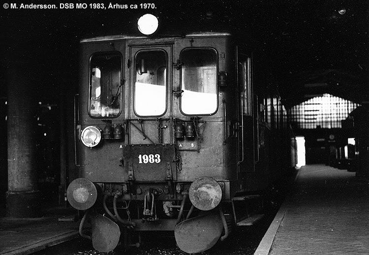 DSB MO 1983
