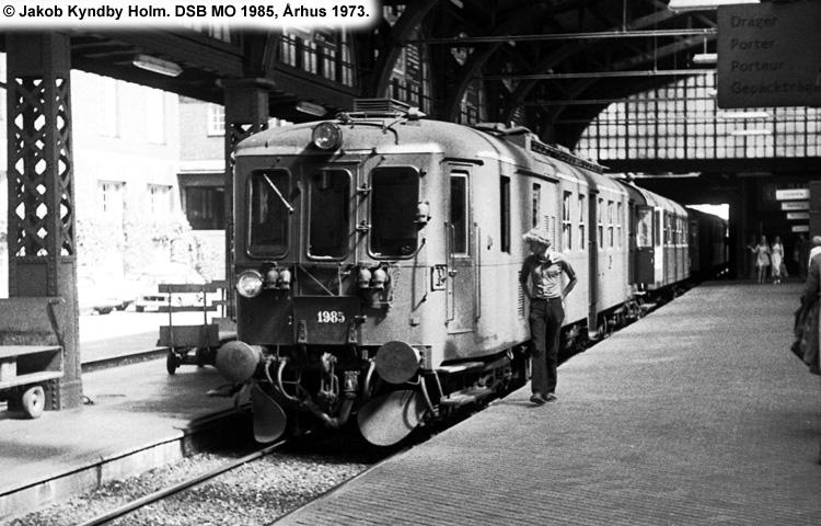 DSB MO 1985