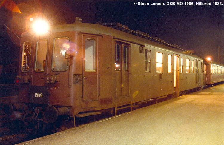 DSB MO 1986