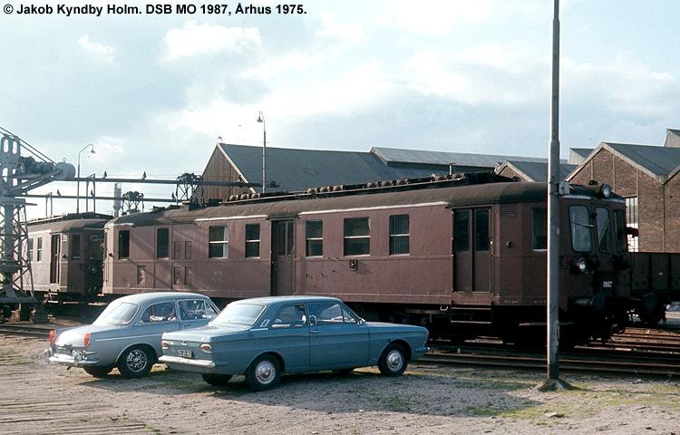 DSB MO1987