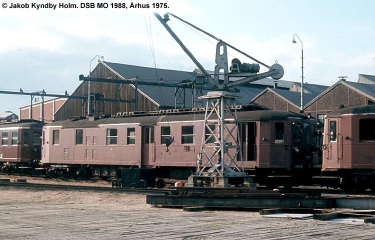 DSB MO 1988