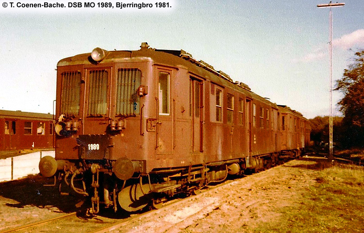 DSB MO 1989