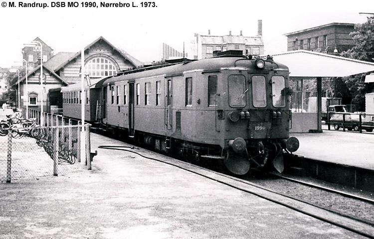 DSB MO 1990