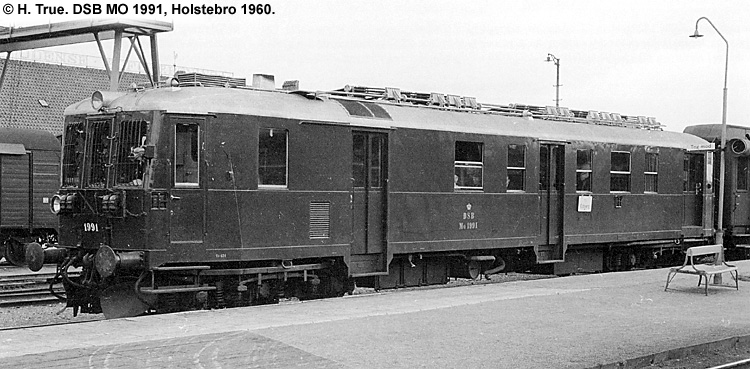 DSB MO 1991
