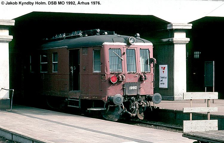 DSB MO 1992