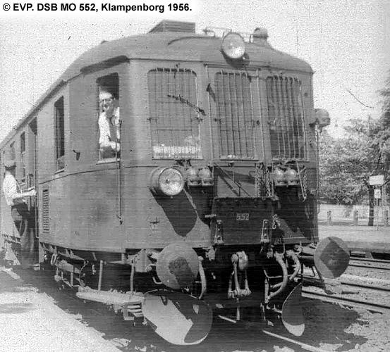 DSB MO 552