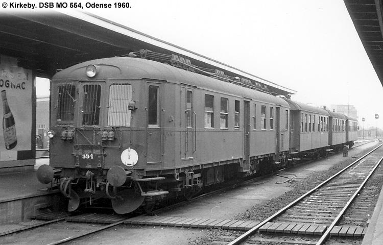 DSB MO 554