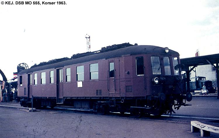 DSB MO 555