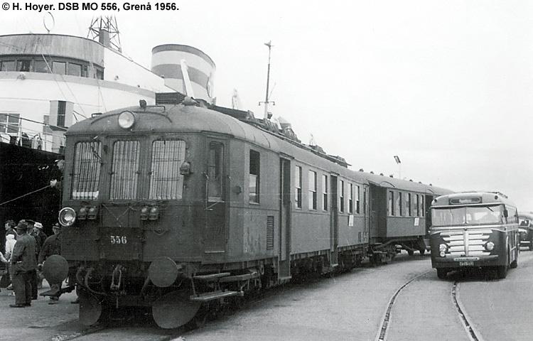 DSB MO 556