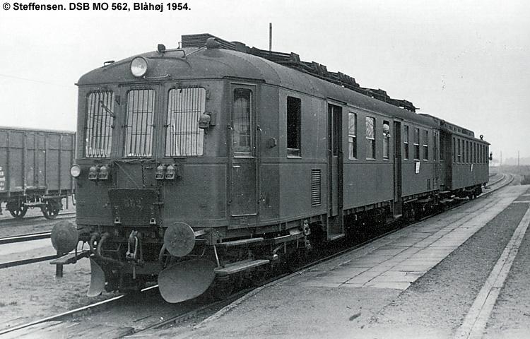 DSB MO 562