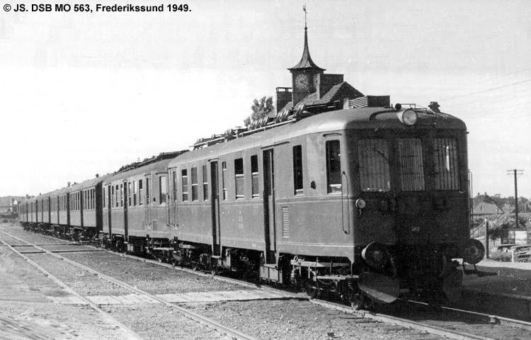 DSB MO 563