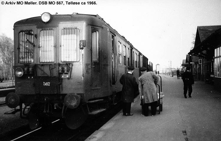 DSB MO 567