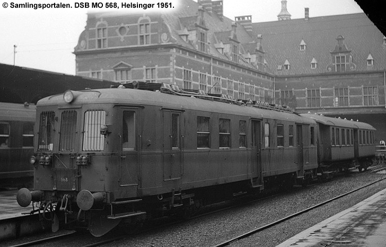 DSB MO 568