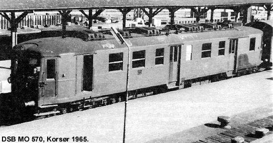 DSB MO 570