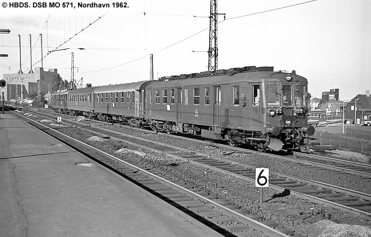 DSB MO 571
