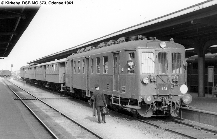 DSB MO 573